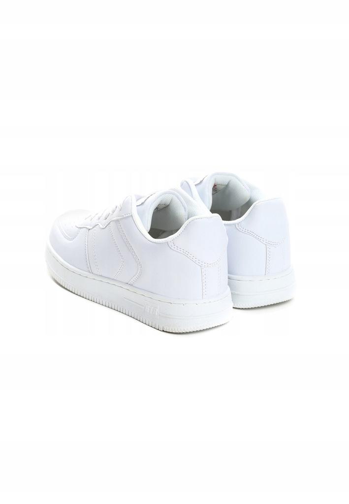 BORN2BE_PL ||| Białe Buty Sportowe Trini 39
