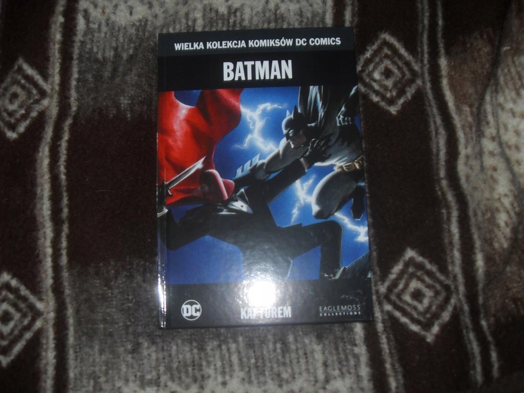 WKKDC COMICS 57 BATMAN Pod kapturem !