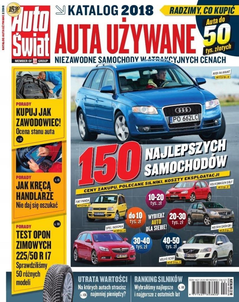 Auto Świat Katalog 2/2018 (eprasa/pdf) - 7649740819 ...