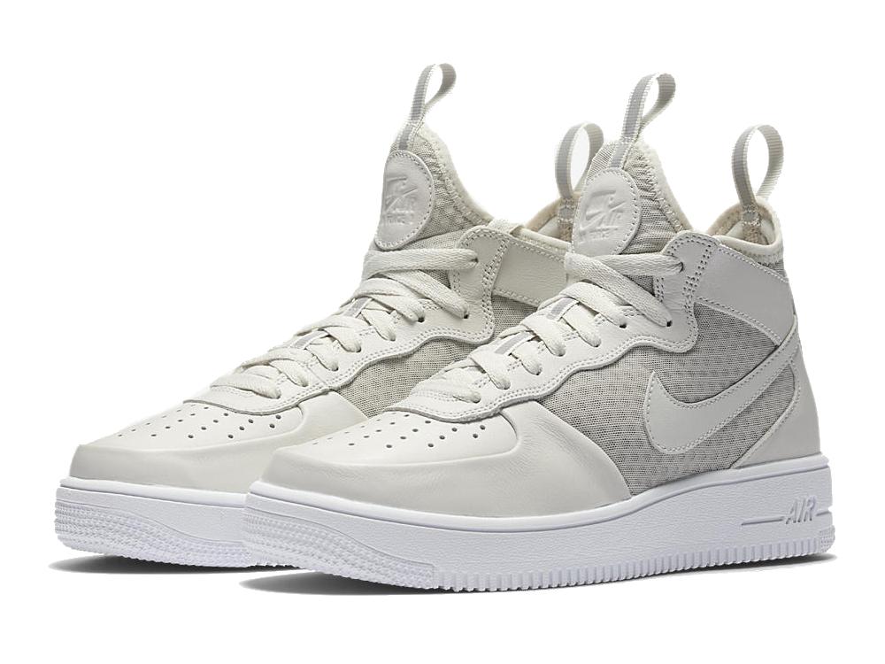 Kupować Kobieta Buty Nike Air Force 1 Ultraforce Mid 864025
