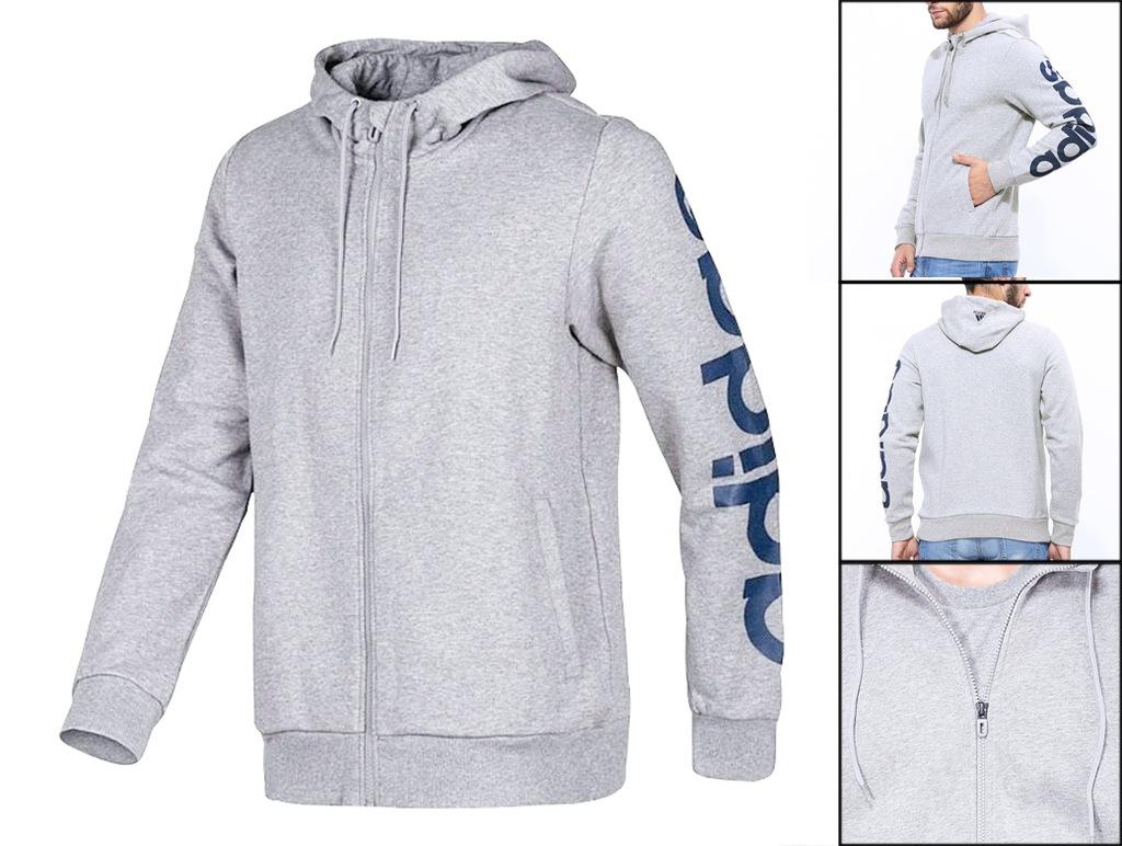 Bluza męska adidas essentials m67371 r.l i inne r. Zdjęcie