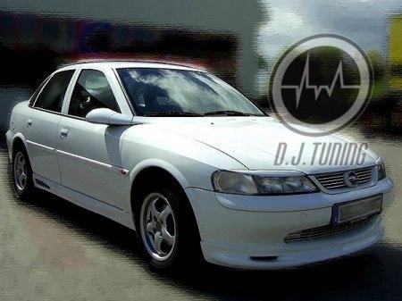 Opel Vectra B Dokladka Zderzaka Przod Dj Tuning 7734057634 Oficjalne Archiwum Allegro