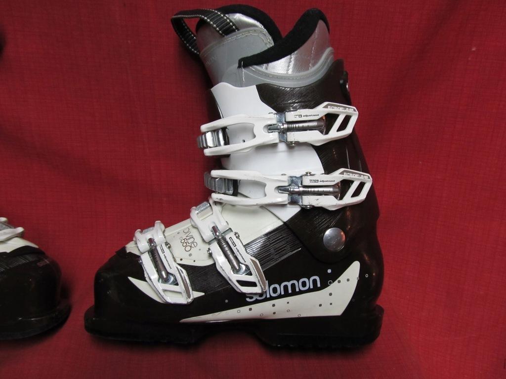 Salomon Divine buty narciarskie 550 nr 38 wkł 24cm