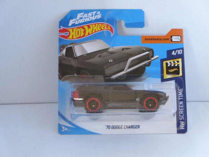 Hot Wheels 1 64 Dodge Charger 1970 Hw2018 7288330042 Oficjalne Archiwum Allegro