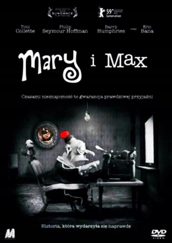 Mary I Max Dvd Collette 7454211314 Oficjalne Archiwum Allegro