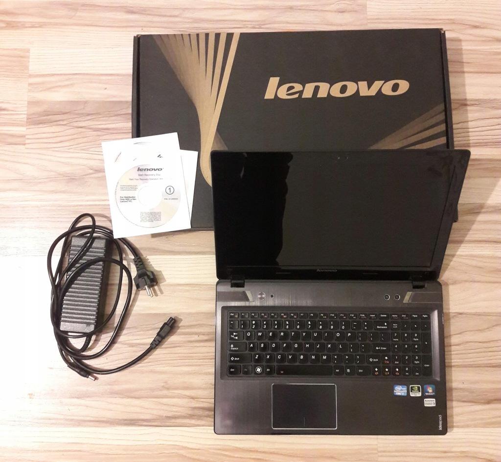 Lenovo Y580 I7 Gtx 660m 16gb Ram 256gb Ssd 7756526124 Oficjalne Archiwum Allegro