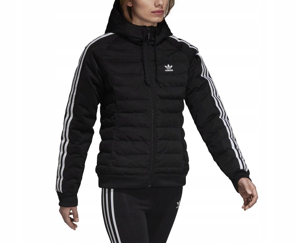 kurtka adidas zimowa damska stylowo i modnie z Allani