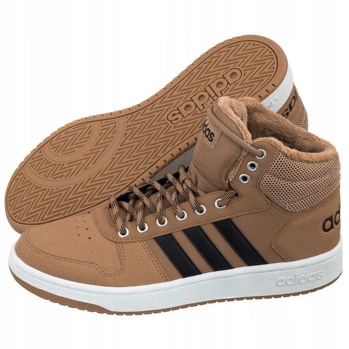 Adidas Buty M?skie Calneo Laidback Mid Ceny i opinie