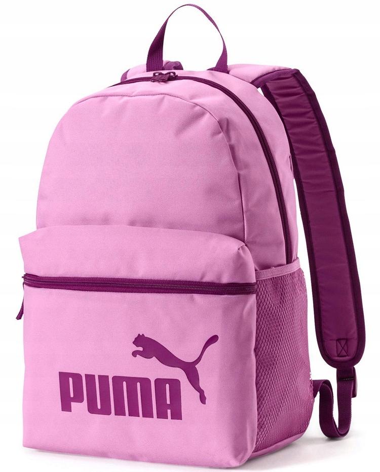 Plecak Puma Szkolny Dla Dziewczynki Damski Rozowy 7513950323 Oficjalne Archiwum Allegro