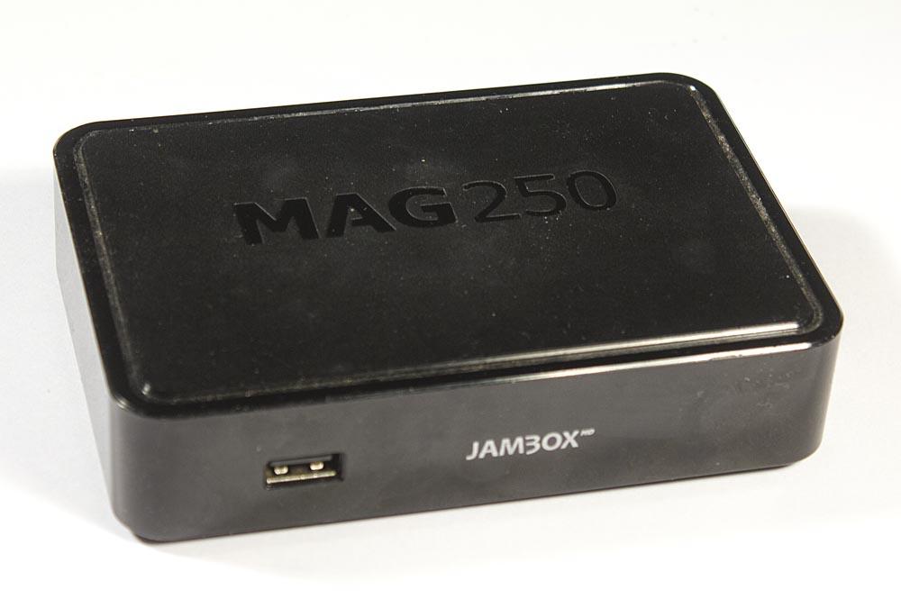 Dekoder MAG 250  JAMBOX