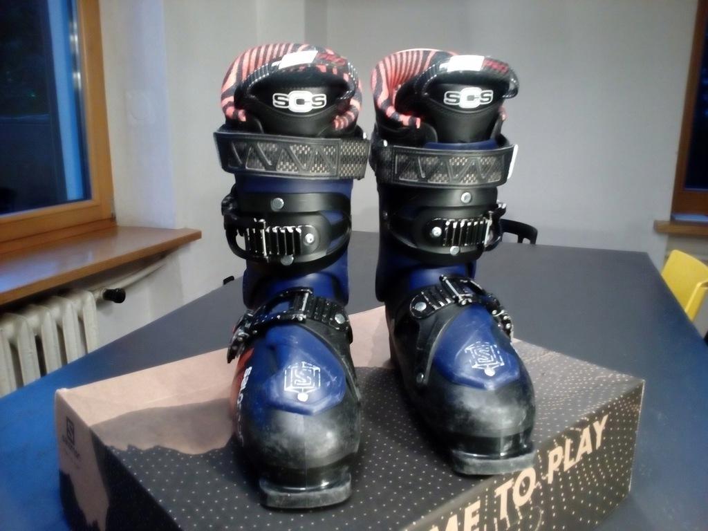 buty Salomon ghost FS 80 27,5 freestyle, freeride