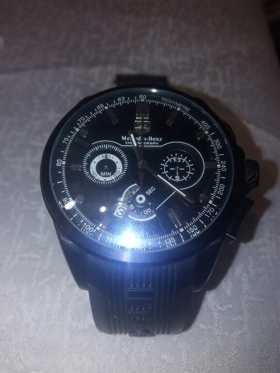 Zegarek Mercedes Benz B66954177 Meski 8485316772 Allegro Pl