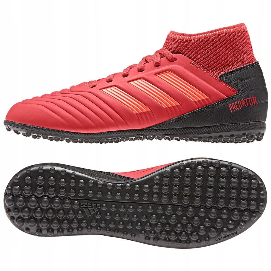 Buty piłkarskie Buty adidas Predator 19.3 TF J CM8546