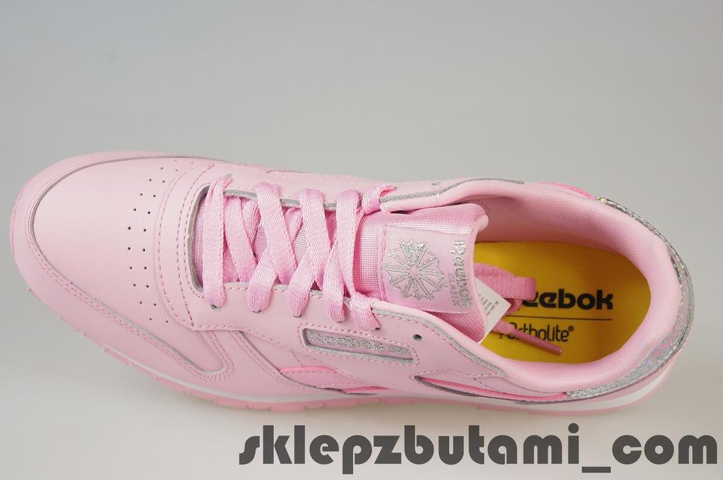 REEBOK CLASSIC LEATHER PASTEL BS8972 Reebok junior 36,5 EU | 23,5 cm