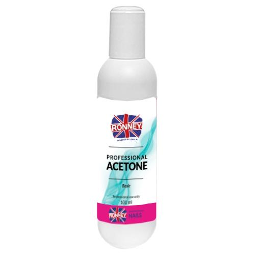 Aceton Remover Basic RONNEY 100 ml RN 00530