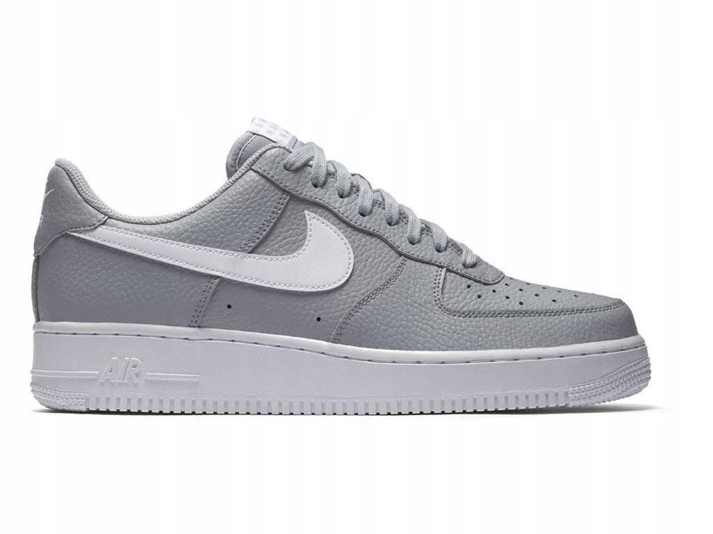 Buty Nike Air Force 1 07 AA4083 013 gray | Obuwie  Męskie