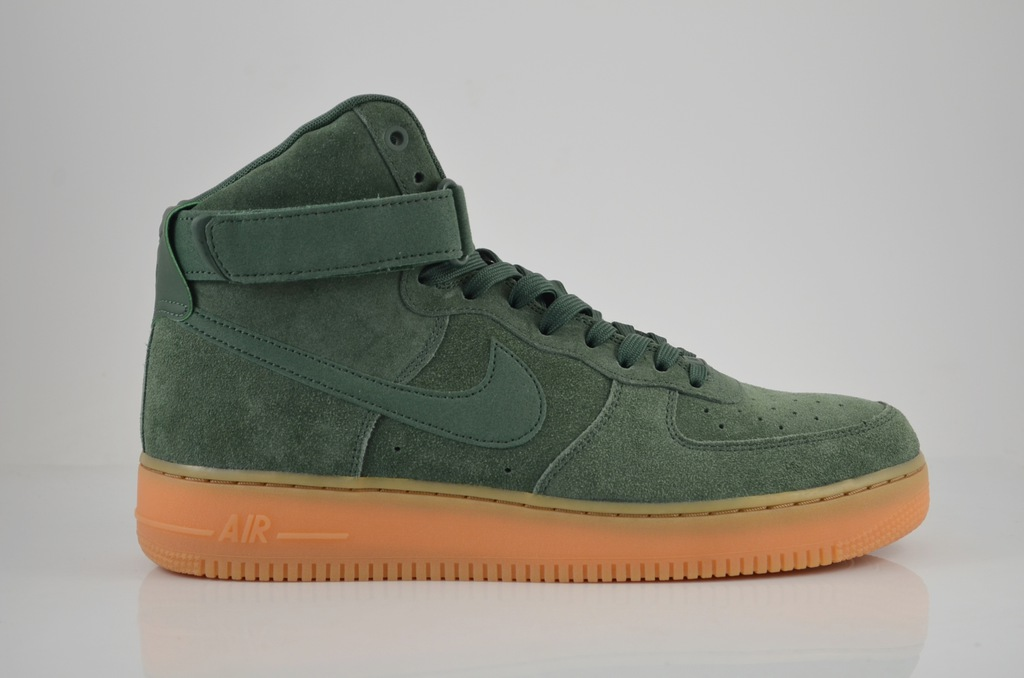 NIKE AIR FORCE1 HIGH '07 LV8 SUEDE AA1118 300 42,5