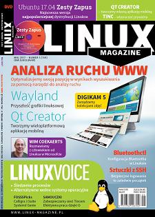 e-wydanie Linux Magazine 5/2017: Grafika i www