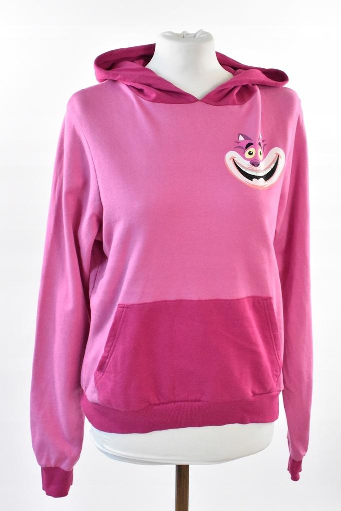 thrasher różowa bluza oversize