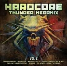 Hardcore Thunder Megamix Various Artists | Muzyka Sklep