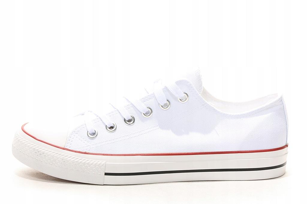 buty damskie Trampki,adidasy,sportowe, białe r.39