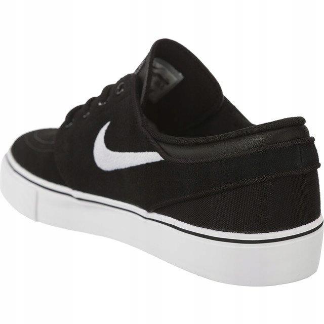 Czarne Zamszowe Buty Damskie Trampki Nike r.35,5