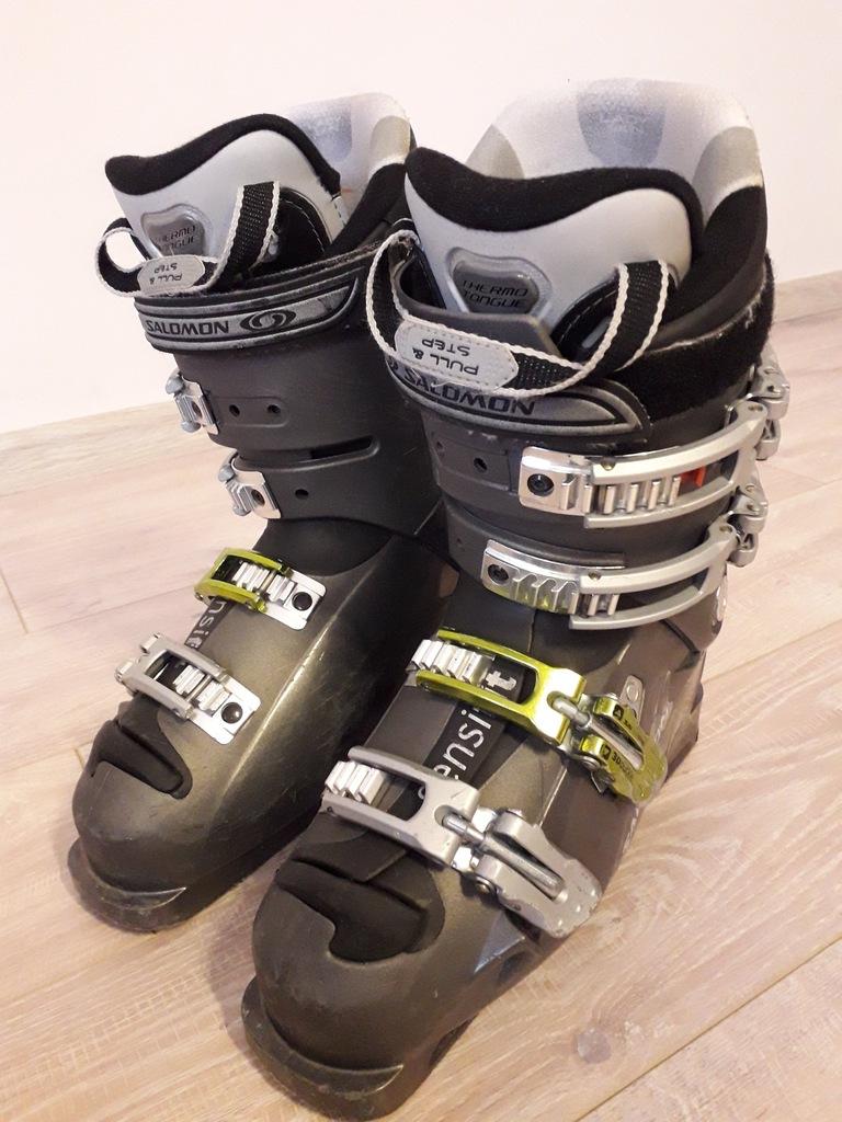 Buty narciarskie damskie salomon x4 rozmiar 25,5 Galeria