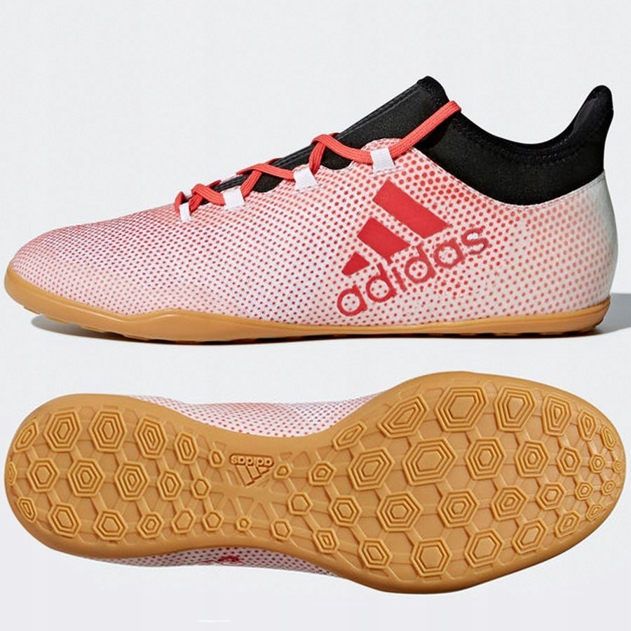 Buty adidas X Tango 17.3 IN CP9140 42 biały