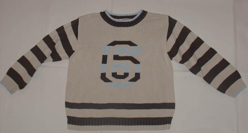 C&A sweterek SWETER pastelowa szóstka 128-134