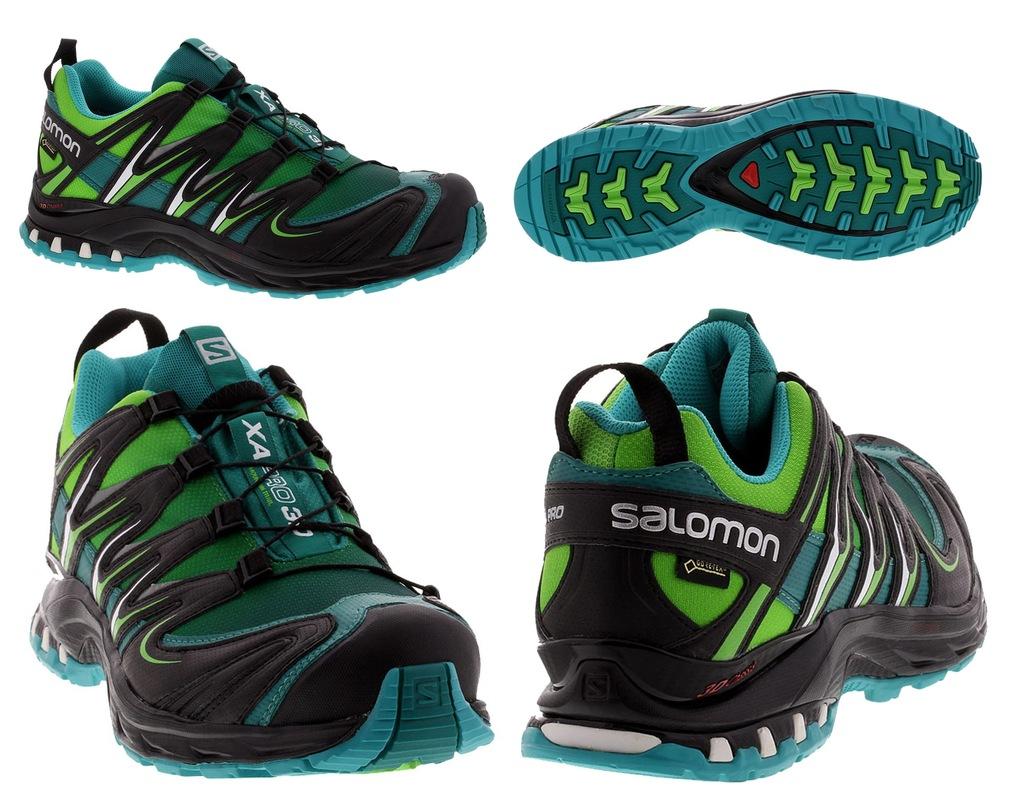 Salomon XA Pro 3D GTX buty trailowe outdoorowe 42
