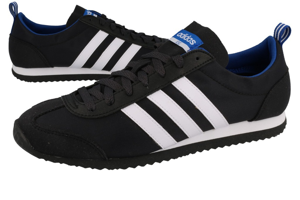 Buty męskie Adidas VS Jog: 11 rozmiarów   Groupon