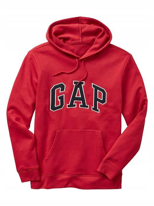 bluza gap hoodie metka