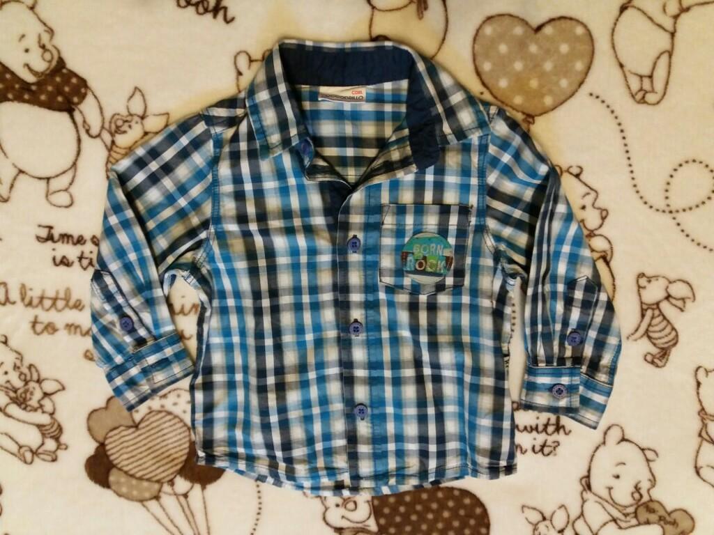 Koszula Coccodrillo r. 80