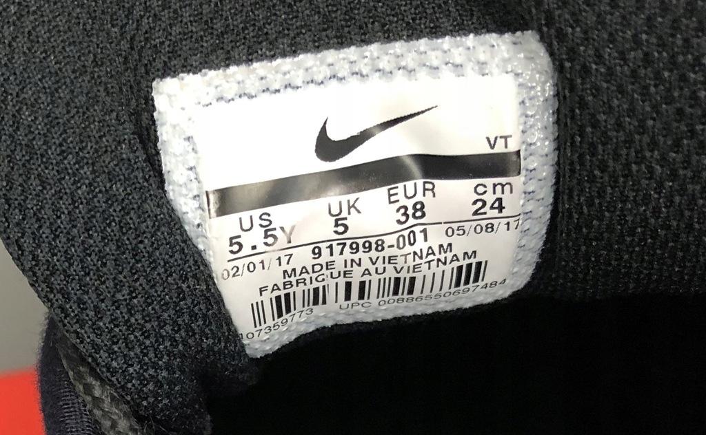Buty Damskie Nike Air Max 97 38 rozmiar czarne bdb