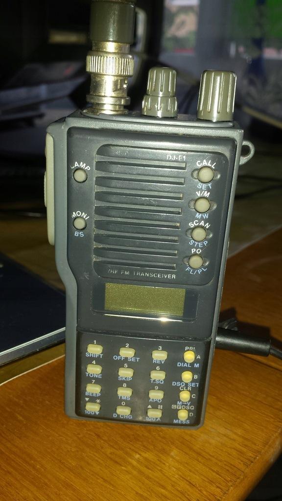 atransceiver alinco dj-f1 118-174 mhz - 7530772324 - oficjalne archiwum Allegro