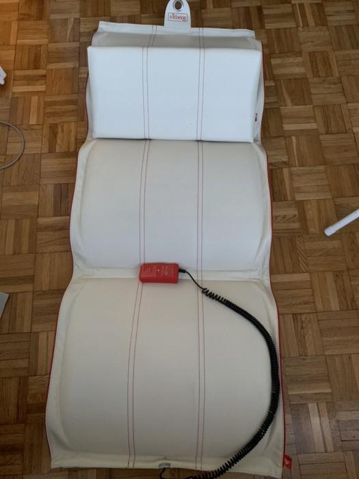 Materac Masujacy Vitberg Enabio 2 7643418541 Oficjalne Archiwum Allegro