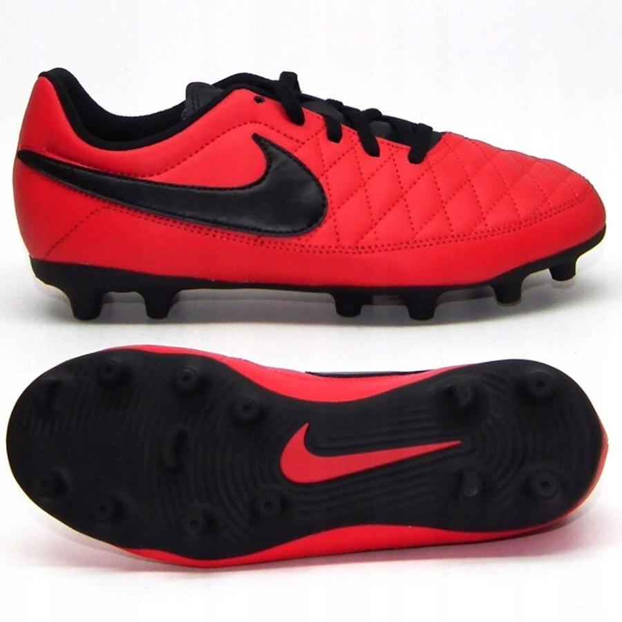 Buty Nike Majestry FG AQ7897 600 czerwony 34