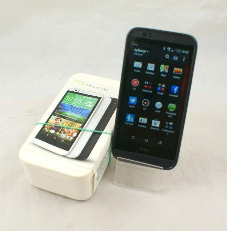 Telefon Htc Desire 510 Pudelko Etui 7647450143 Oficjalne Archiwum Allegro