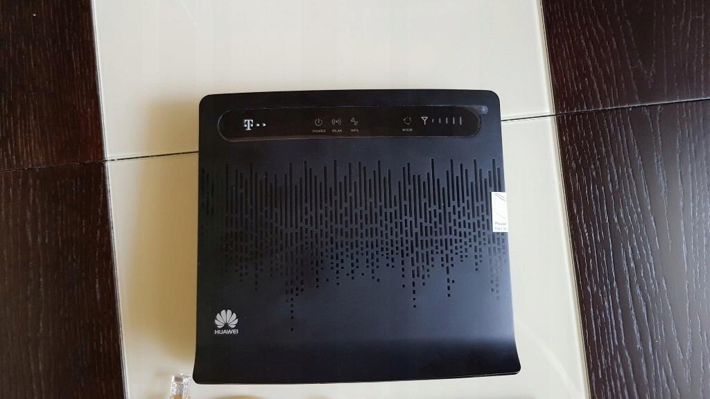 Router wifi Huawei B593s-12