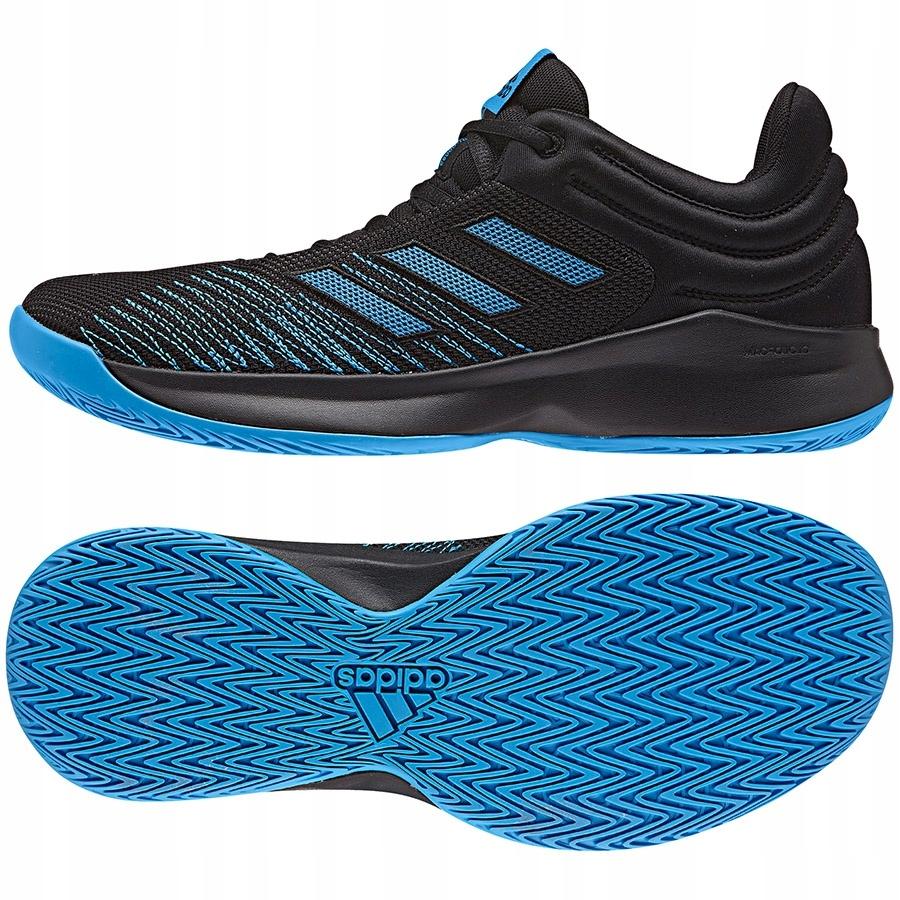 Buty koszykarskie ADIDAS Pro Spark LOW 42 23