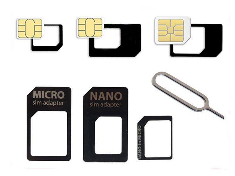 Adapter Karty Sim Nano I Micro Sim 3w1 Gratis 6698812590 Oficjalne Archiwum Allegro