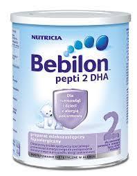 Bebilon Pepti 2 Dha 3 Sztuki Za 68 Zloty 7301223214 Oficjalne Archiwum Allegro