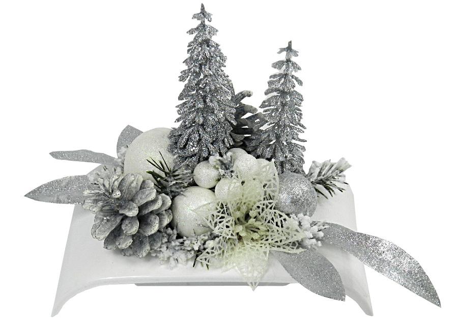 Stroik Swiateczny Boze Narodzenie Kolory 7046858633 Oficjalne Archiwum Allegro