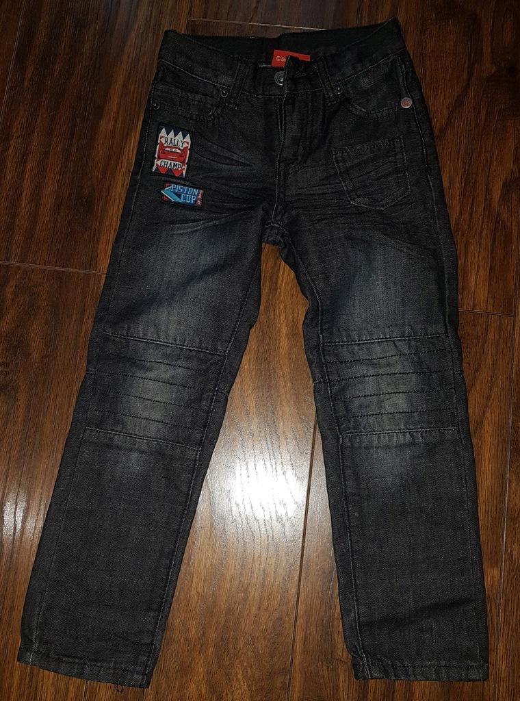 Spodnie dżinsowe dla dziecka 6+ lat, DISNEY CARS
