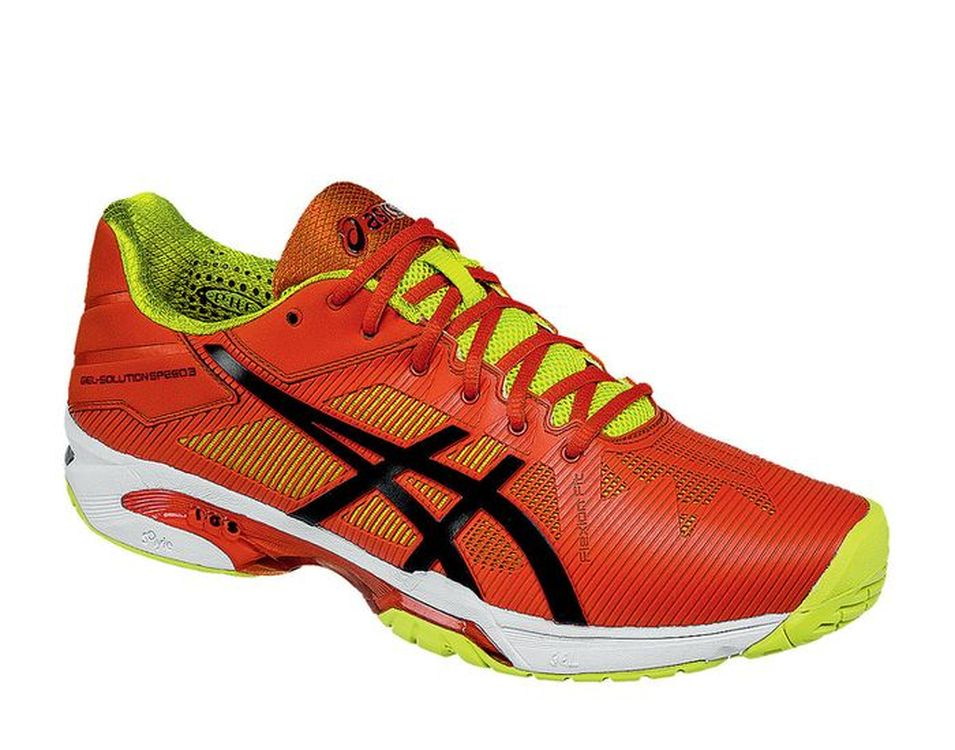 buty tenisowe męskie ASICS GEL SOLUTION SPEED 3 E600N 0990