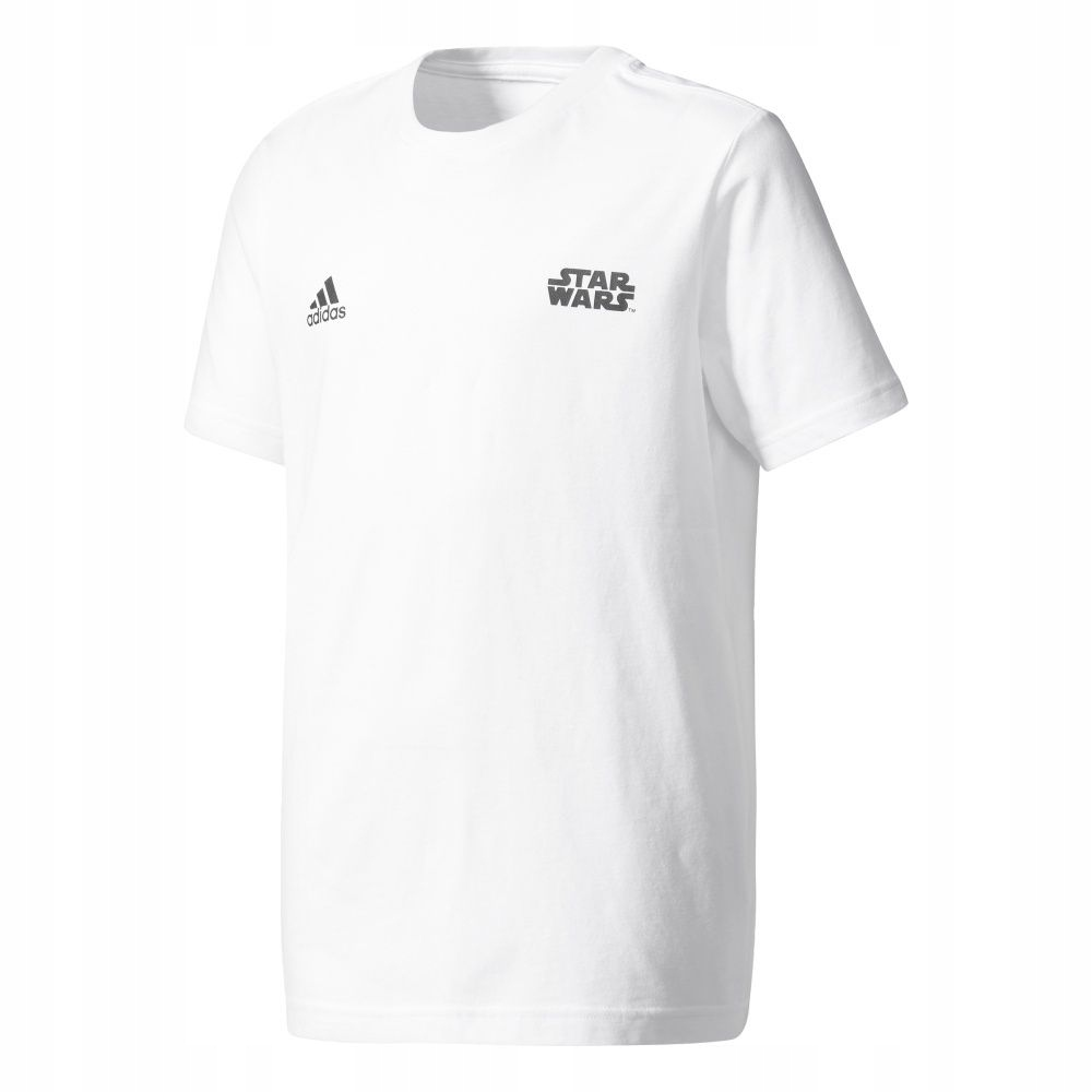 Koszulka adidas Stormtrooper CG1557 140 cm biały