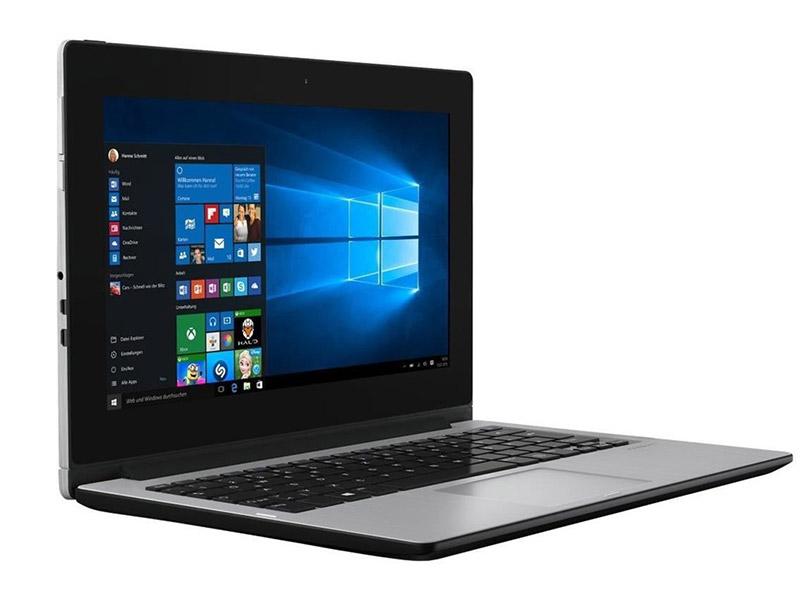 Laptop E2211T Z3735F 2x1,83 2GB eMMC 64GB Win10