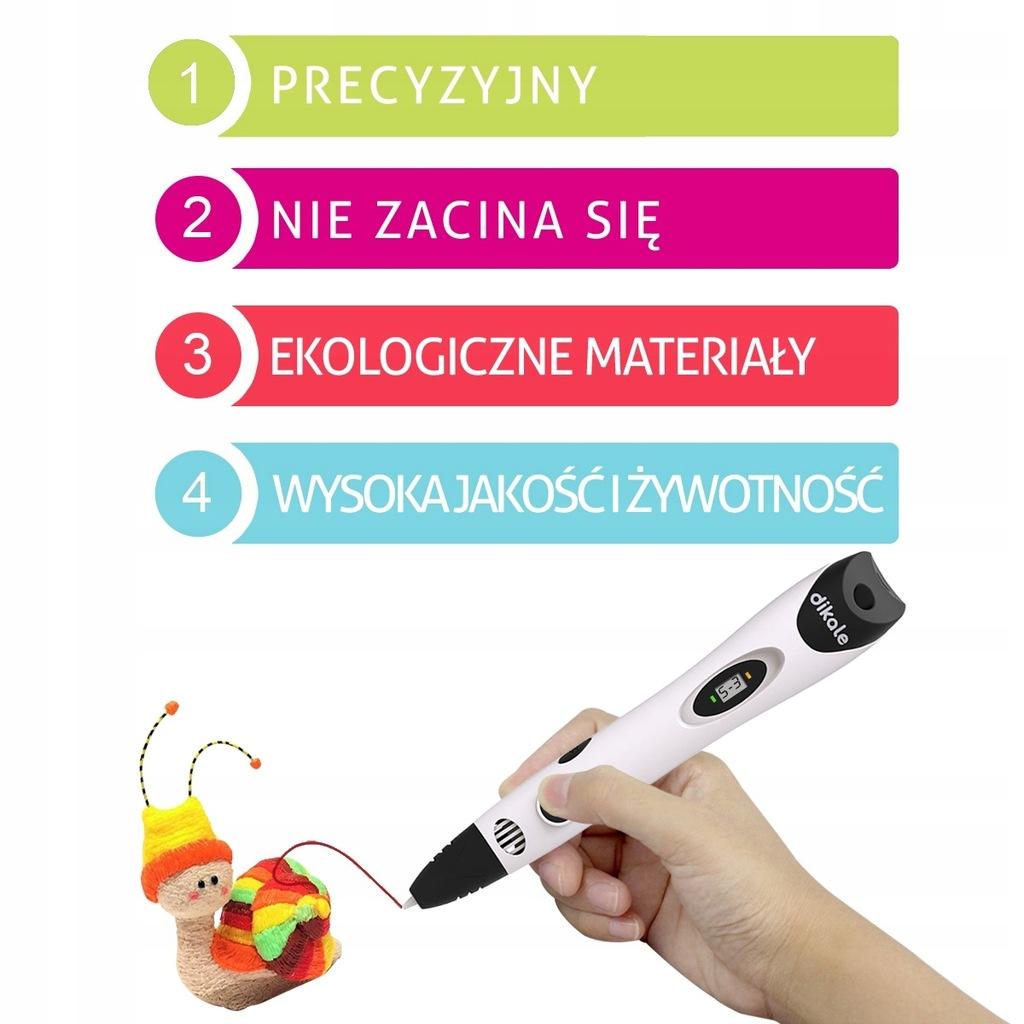 Dikale Dlugopis 3d Juz W Polsce Darmowa Dostawa 7542299657 Oficjalne Archiwum Allegro