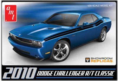 Model Do Sklejania 2010 Dodge Challenger Classic 6724077240 Oficjalne Archiwum Allegro
