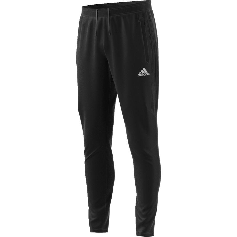 Spodnie dresowe męskie Tiro 17 Training Adidas (czarne